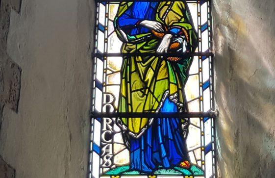 Memorial Window to EMDEN Annie; ZILLESSEN Emma Gertrude