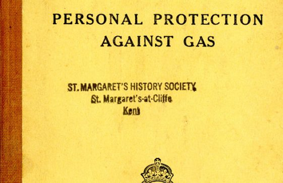 ARP Handbook No 1, Personal protection against gas.