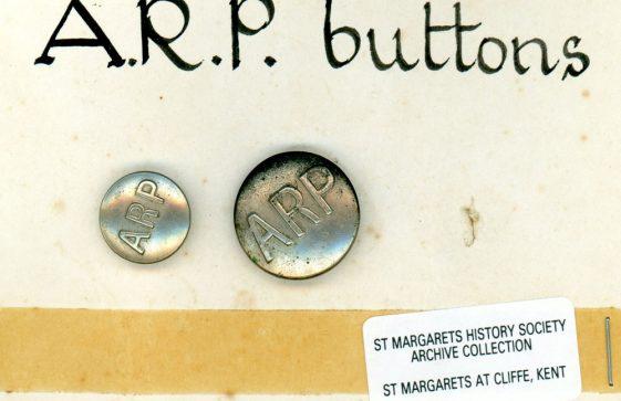 ARP uniform buttons