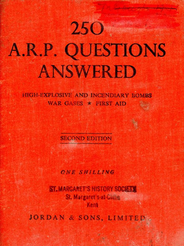 ARP book '250 ARP Questions answered'. 2nd Edition