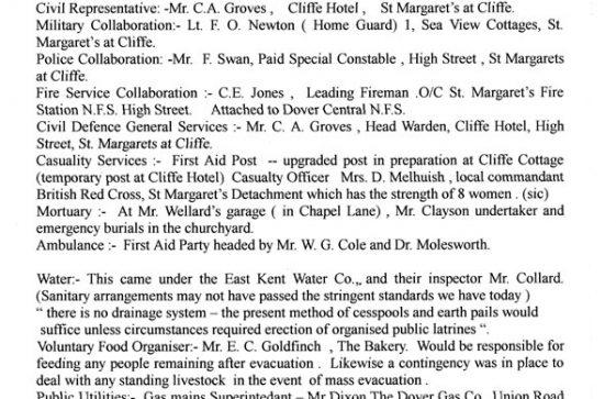 Document 'Invasion precautions: Kent Civil Defence 1942 - 1943'