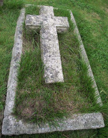 Gravestone of CONWAY, Susannah 1918