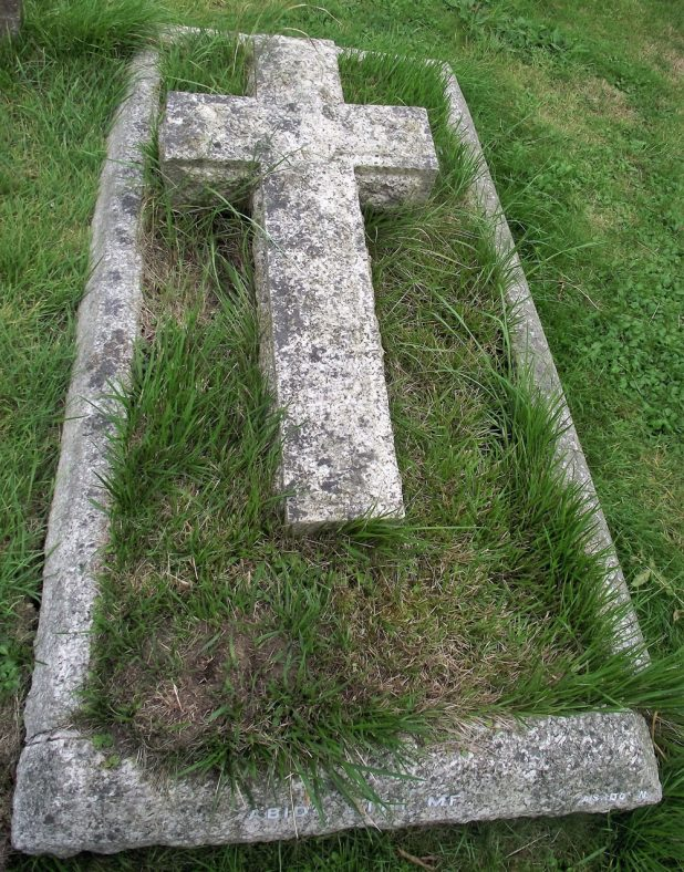 Gravestone of CONWAY, Susannah 1918 | Dawn Sedgwick