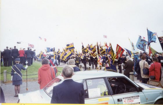 78th Dover Patrol Memorial Service and Parade - 13 June 1999 photographs