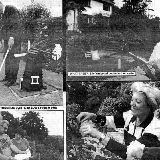 St Margaret's Garden Safari 13th June 1998