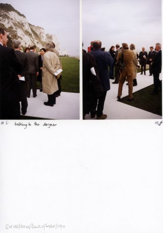 Opening of 'Endeavour Centre' in the Bay by HRH Prince of Wales. 8 March 2000