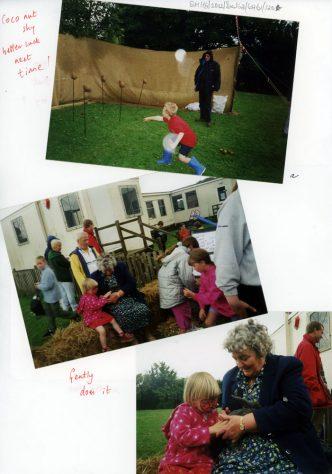 St Margaret's Primary School Fete 2000