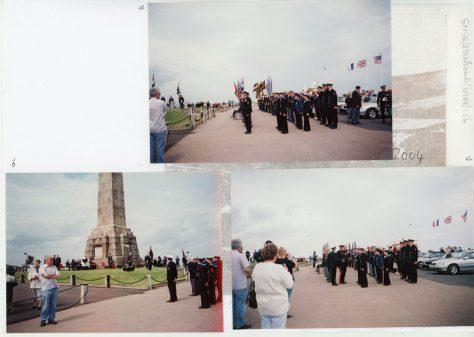 83rd Dover Patrol Memorial Service. 25th July 2004