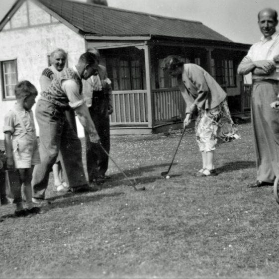 Ridge View, Kingsdown Road and the Curling family