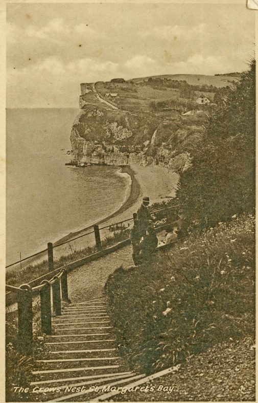 Crow's Nest looking towards Ness Point. pre 1939