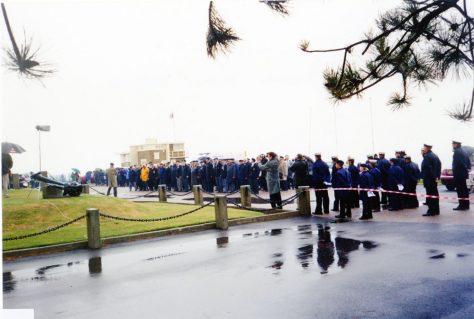 84th Dover Patrol Memorial Service. 24 July 2005