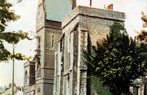 Reawakening the Maison Dieu - Jon Iveson