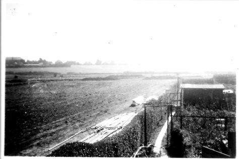 Reach Meadow council estate development. c1947