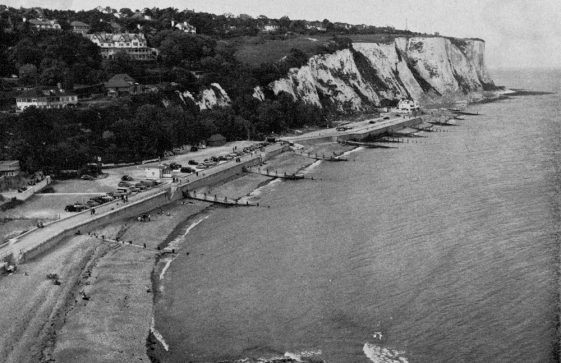 St Margaret's Bay from Ness Point. c1960
