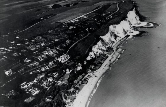 Aerial photograph of St Margaret's Bay. c1930