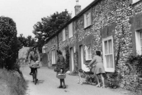 Chapel Cottages, Chapel Lane. Probably 1970s