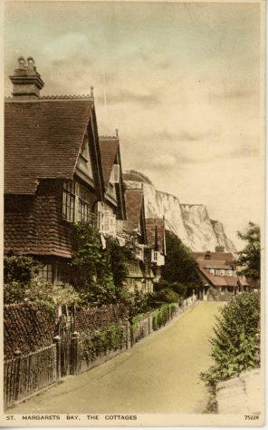 Adcock's Villas, St Margaret's Bay. c1930