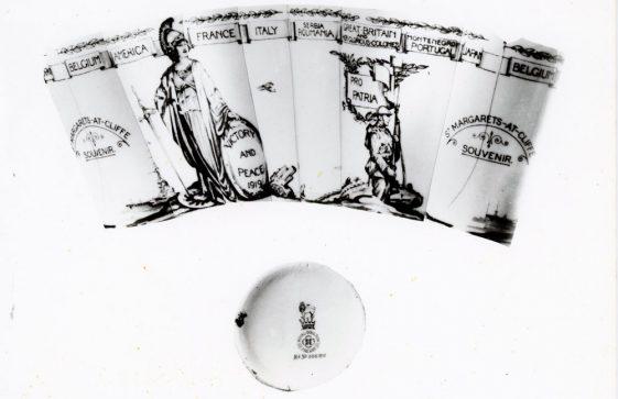 WW1 'Peace Cup'