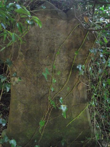 Gravestone of CURLING Finnis 1882