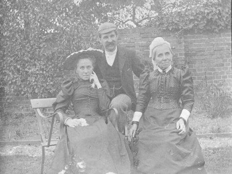 Madge Family photograph