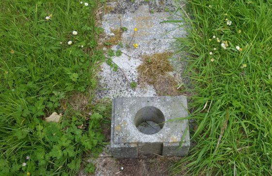 Gravestone of STANDEN Emma 1967