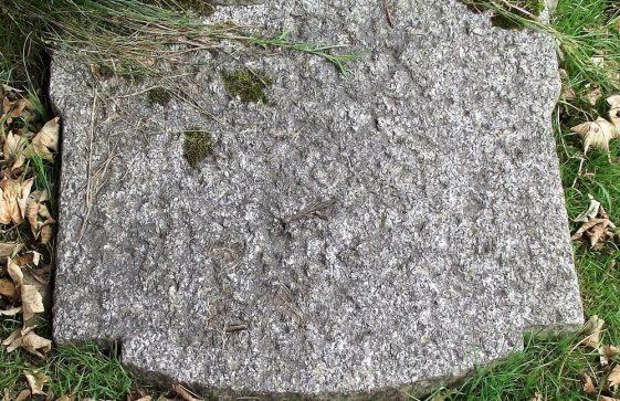 Gravestone of COPPER Sarah Millicent 1949; COPPER; Ambrose Edward 1954