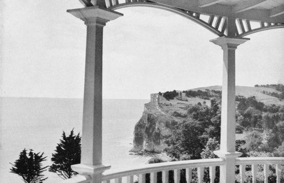 Granville Hotel, Hotel Road: View from a verandah