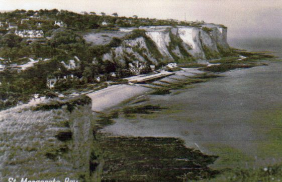 St Margaret's Bay from Ness Point. c1937