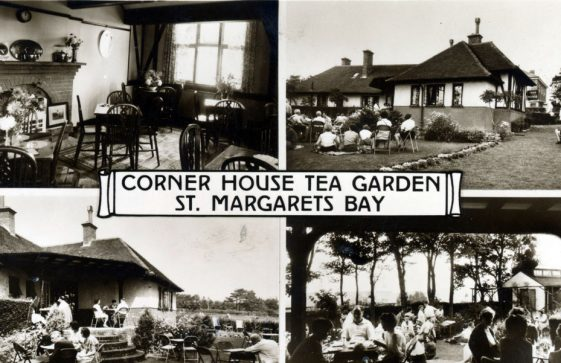 Corner House Tea Garden Bay Hill