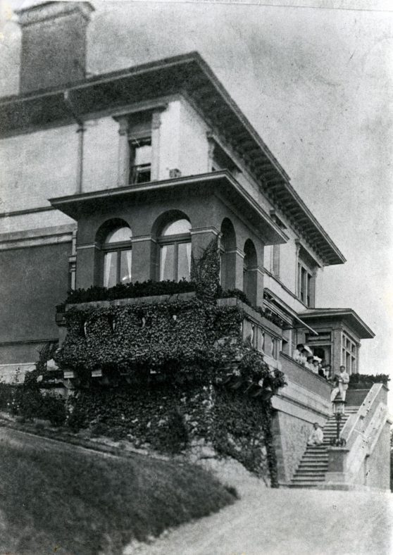 South Foreland House, Hotel Road. c1910