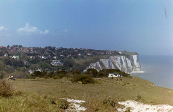 Photographs along the cliffs from St Margaret's to Dover, from Roger Craig's Album