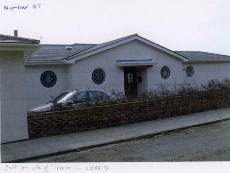 Number 67, Granville Road. 2008-2009