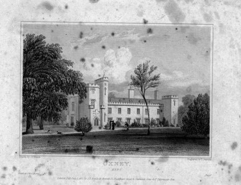 Oxney Court. 1st July 1825