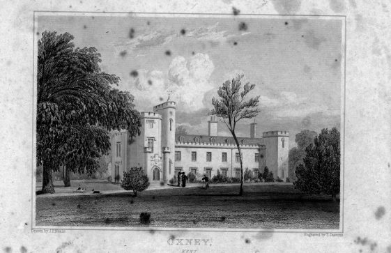 Oxney Court. 1st July 1825