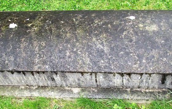 Gravestone of WHITTAKER Winifred Charlotte 1918