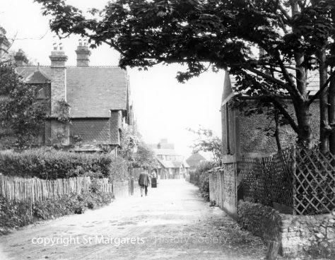 Adcock's Villas, St Margaret's Bay. 1923
