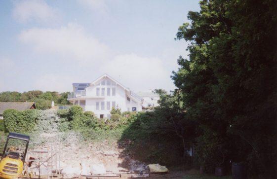 Quiet Shades, Granville Road. 11 June 2004