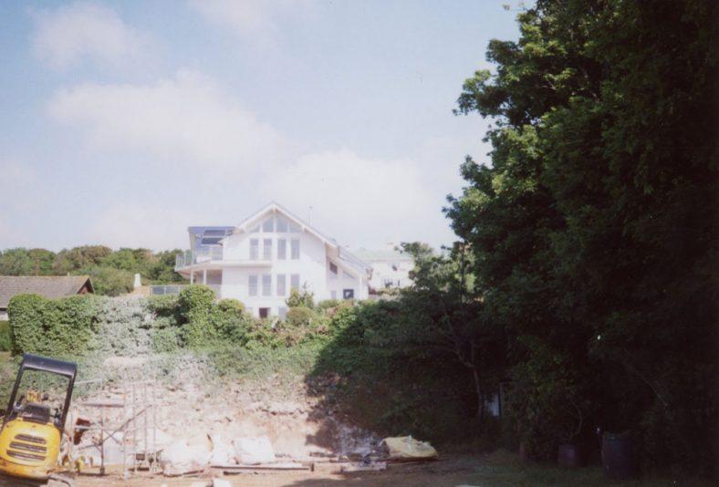 'Quiet Shades', Granville Road. 11 June 2004