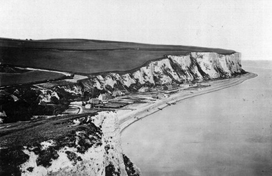 St Margaret's Bay from Ness Point. 1880s