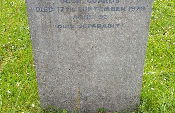 Gravestone of MORAN Michael 1979