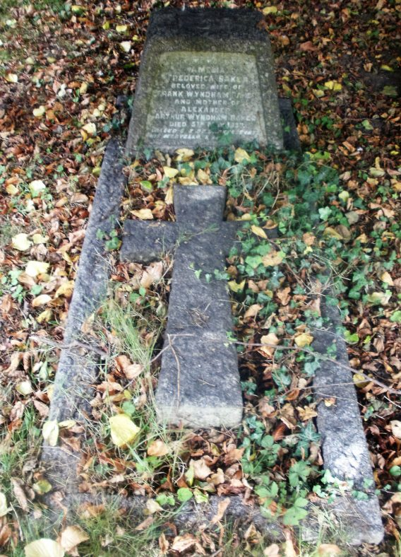 Gravestone of BAKER Amelia Frederica 1937 | Dawn Sedgwick