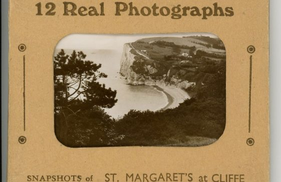 '12 Real Photographs - Snapshots of St. Margaret's-at-Cliffe'