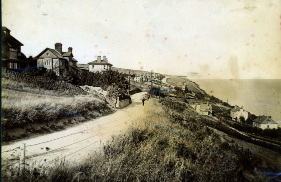 The Bungalows, Hotel Road.  c1890
