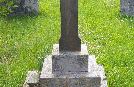 Gravestone of WIGG Thomas Carter 1893