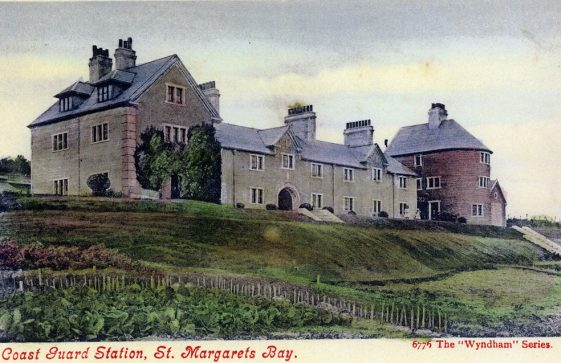 Coastguard Station, Bay Hill. c1900