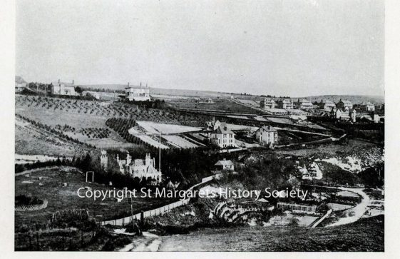 From Ness Point to Granville Road. 1900