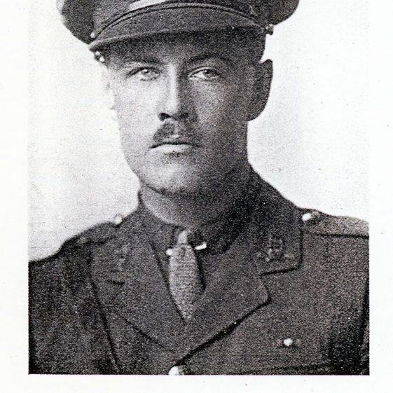 Col. W.R.A.Dawson, War Service and death