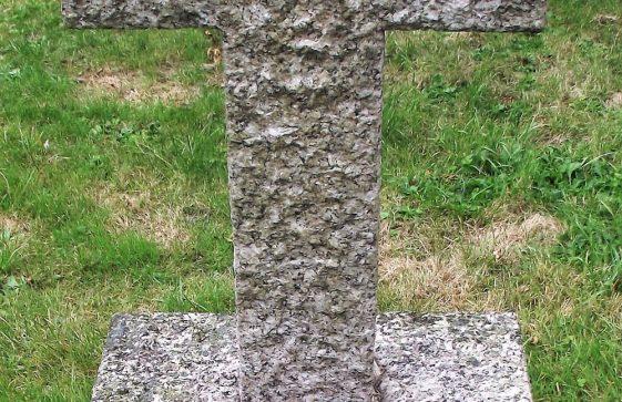 Gravestone of SWEATMAN Amy Isabelle Eugenie 1943; SWEATMAN Eric Allen 1979