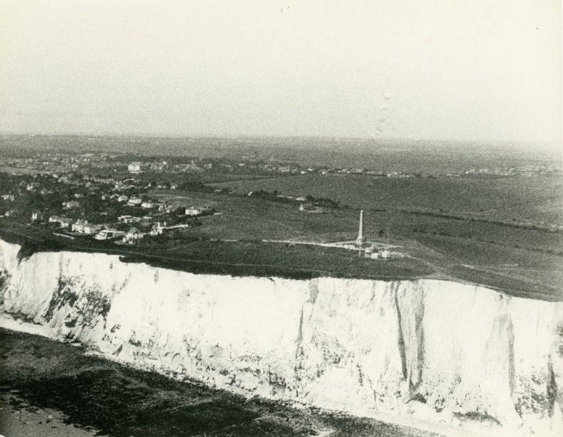 Dover Patrol Memorial, Coastguard Station and 'The Leas'  Post WW2
