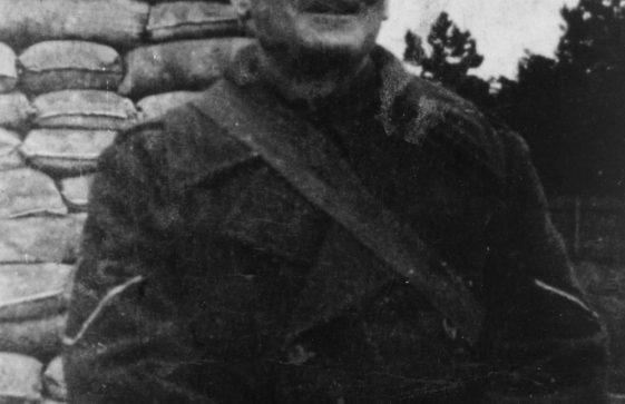 Douglas Stanford, St Margaret's Blacksmith, Kingsdown Road 1940